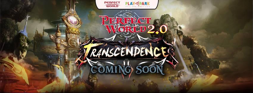 Transcendence Art Perfect World 2.0