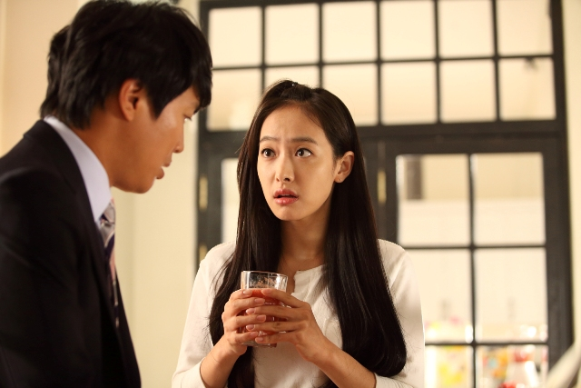 cha tae hyun & victoria song in MY NEW SASSY GIRL