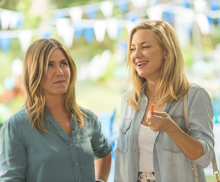 kate hudson jennifer aniston in mother's day
