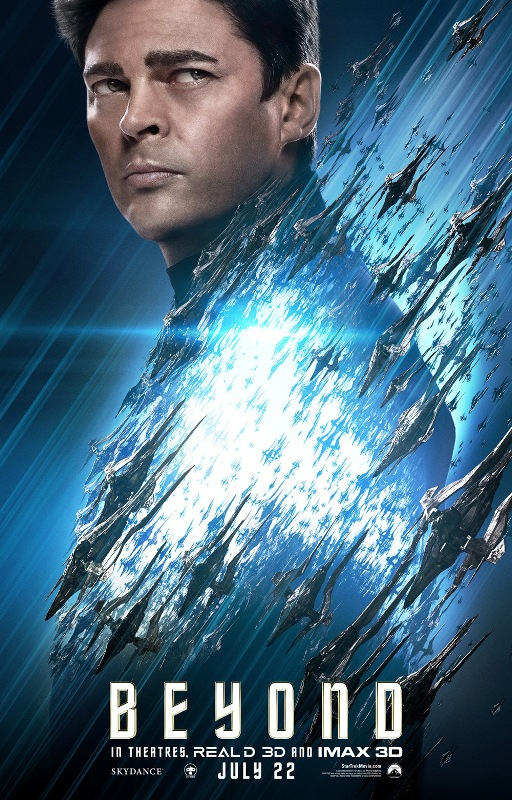 Bones played by Karl Urban