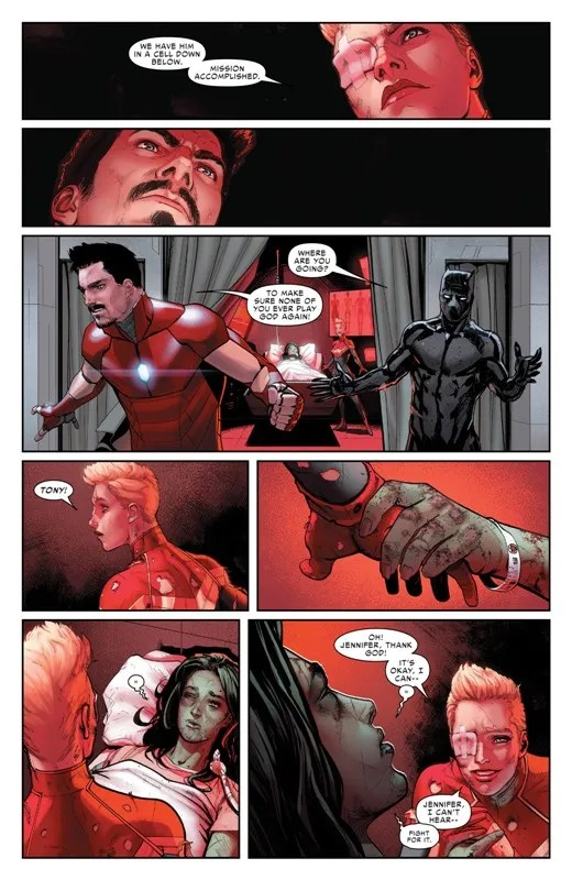 Civil War II (2016-) 001-033