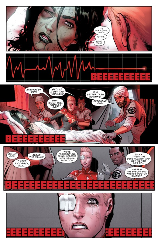 Civil War II (2016-) 001-034