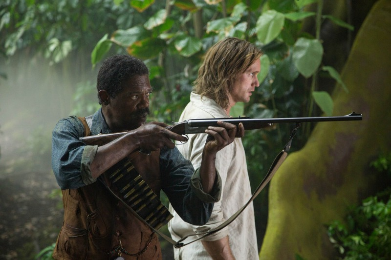Legend of Tarzan alexander skaarsgard samuel jackson
