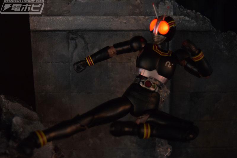 SH Figuarts Kamen Rider Black Luminous (1)