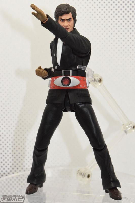 SH Figuarts Takeshi Hongo (2)