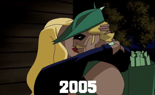 green_arrow_black_canary_relationship_thru_the_years (10)