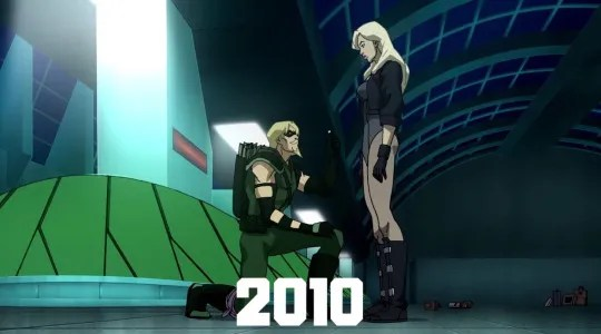 green_arrow_black_canary_relationship_thru_the_years (6)
