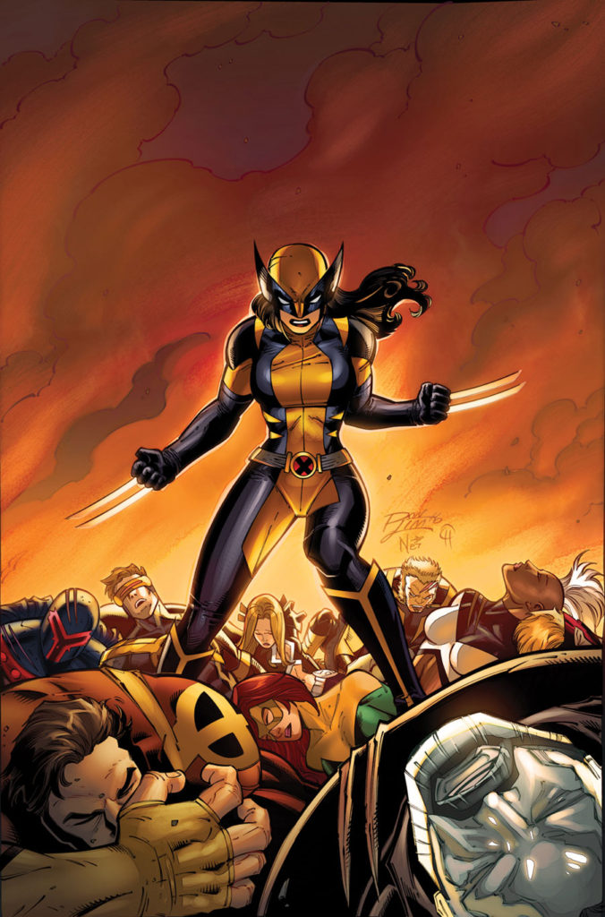 All-New-Wolverine-13-Variant-by-Ron-Lim-9c55b