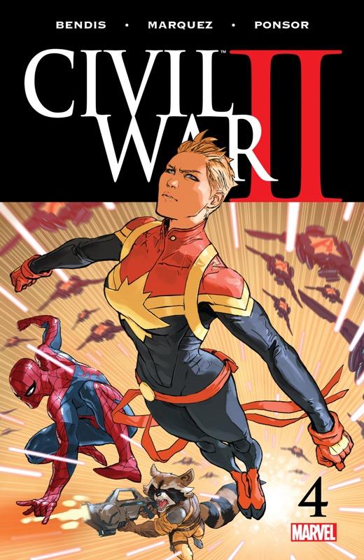 Civil War II # 4 spoilers (1)