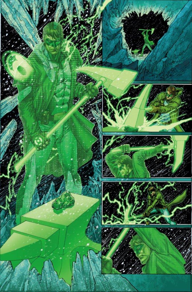 Hal Jordan and the Green Lantern Corps DC Rebirth Panel SDCC 2016 (2)