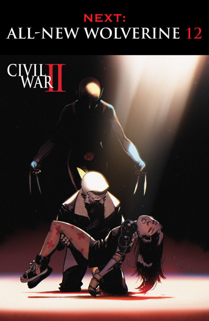 All-New Wolverine (2015-) 011-022
