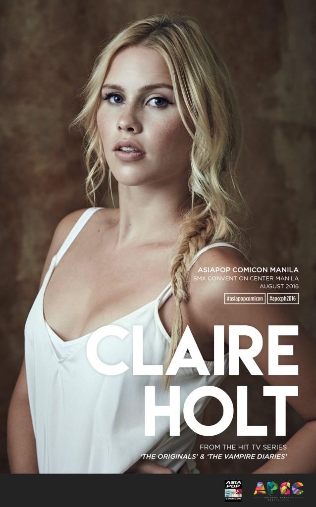Claire Holt_FB Image