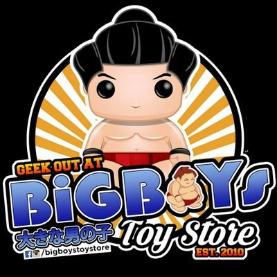 big boys toy store logo