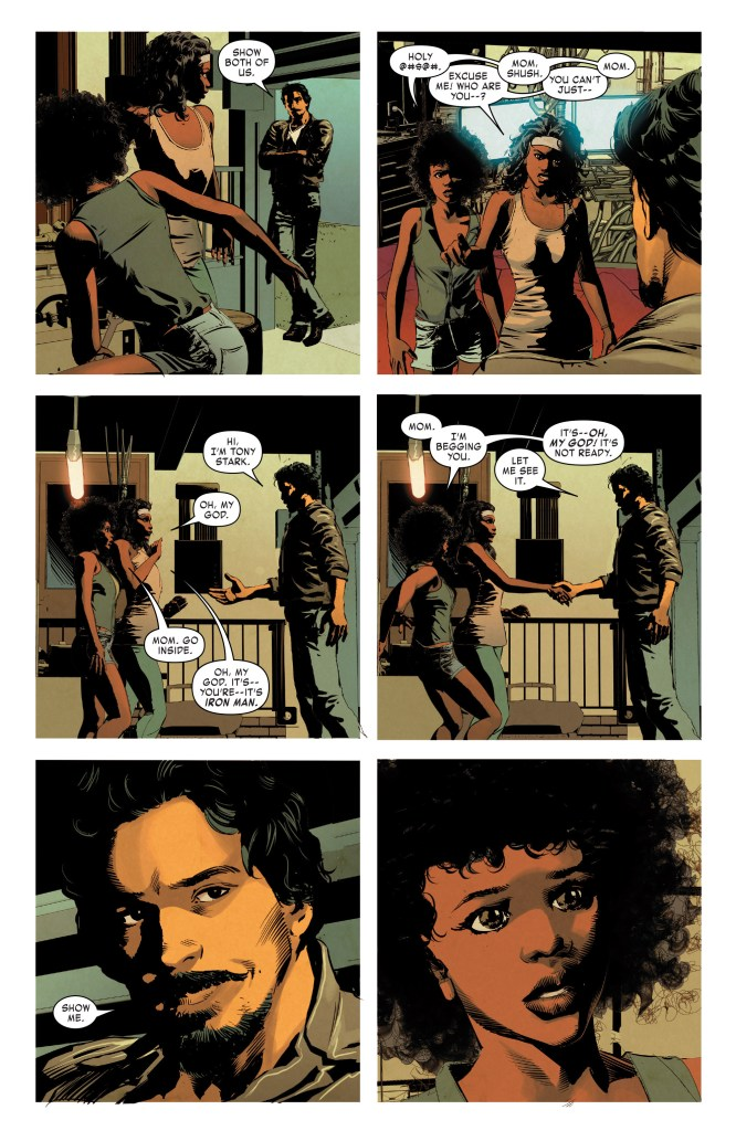 invincible iron man 12 2016 riri williams spoilers (3)