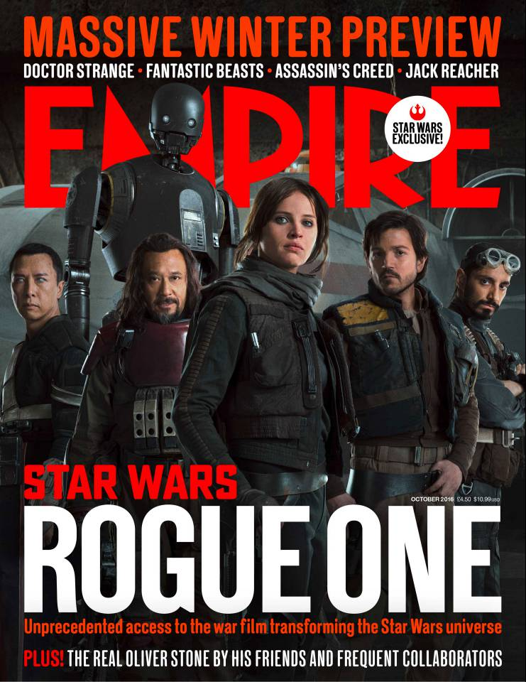 rogue one empire cover
