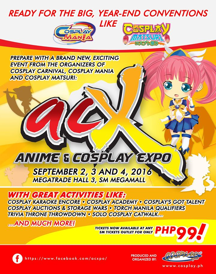 ACX Poster