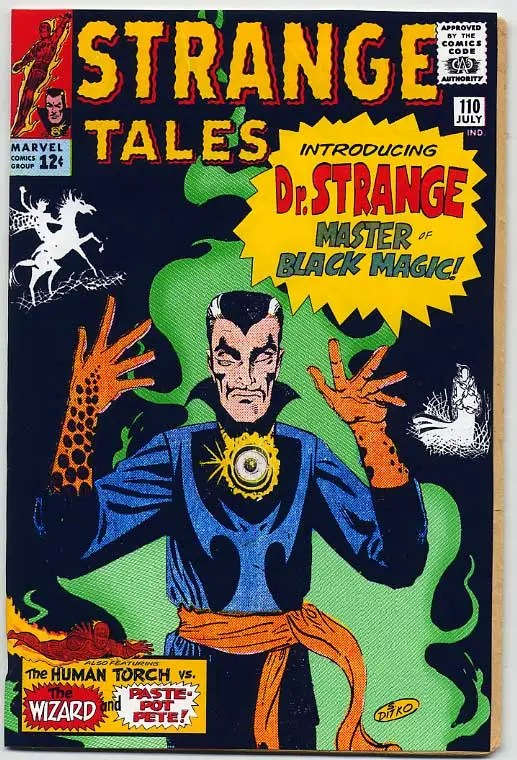 doc-strange-first-appearance