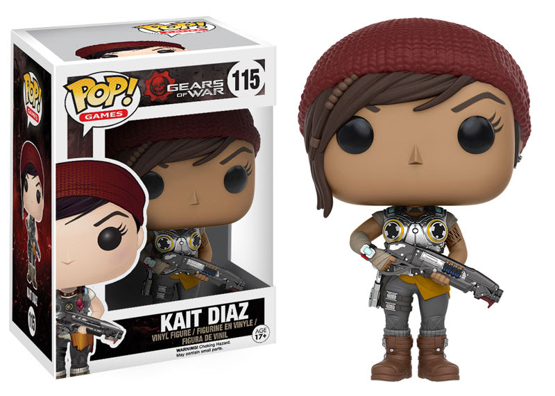 kait diaz funko pop