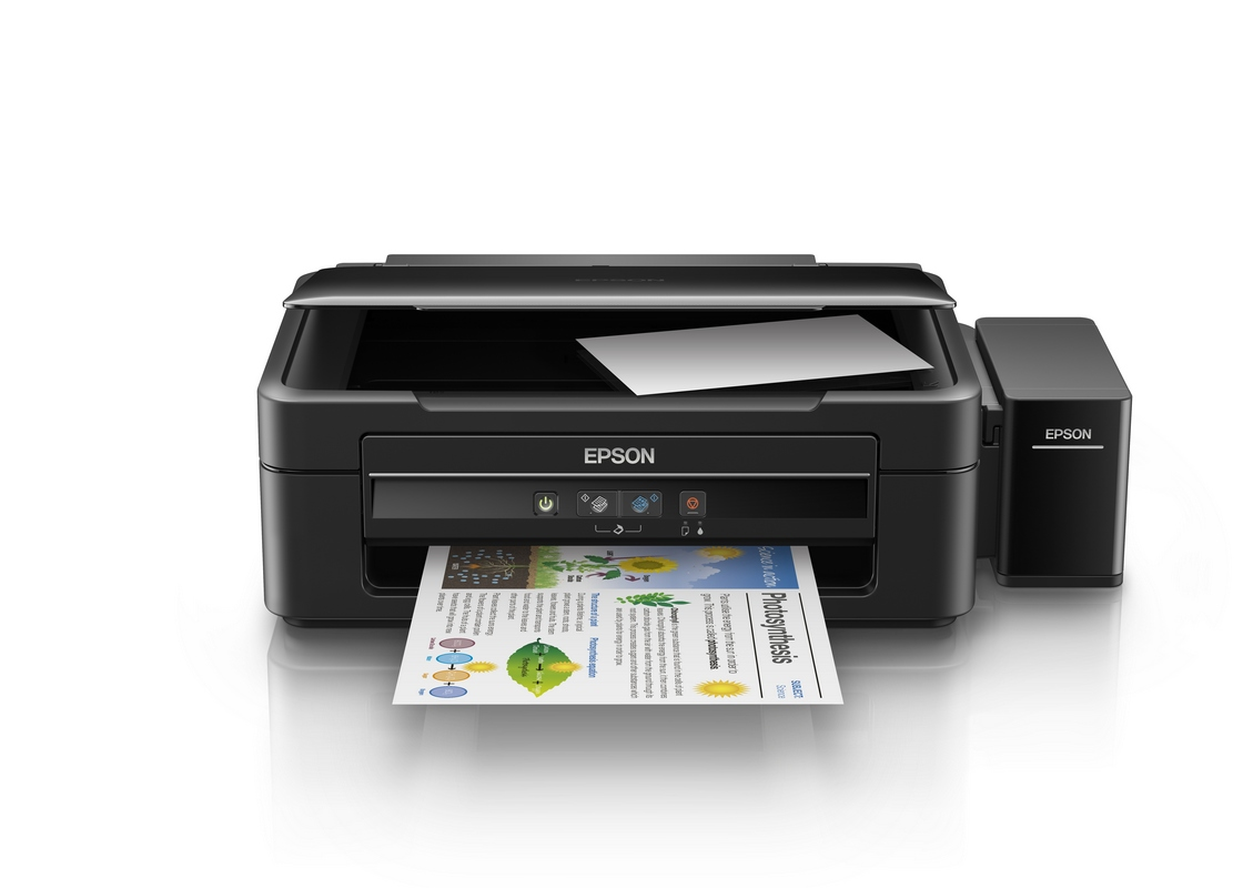 Epson launches new L-series Multi-Function Printers including the L380, L385 and L485 Ink Tank System Printers
