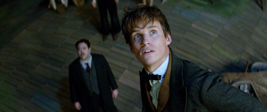 Newt Scamander and Jacob