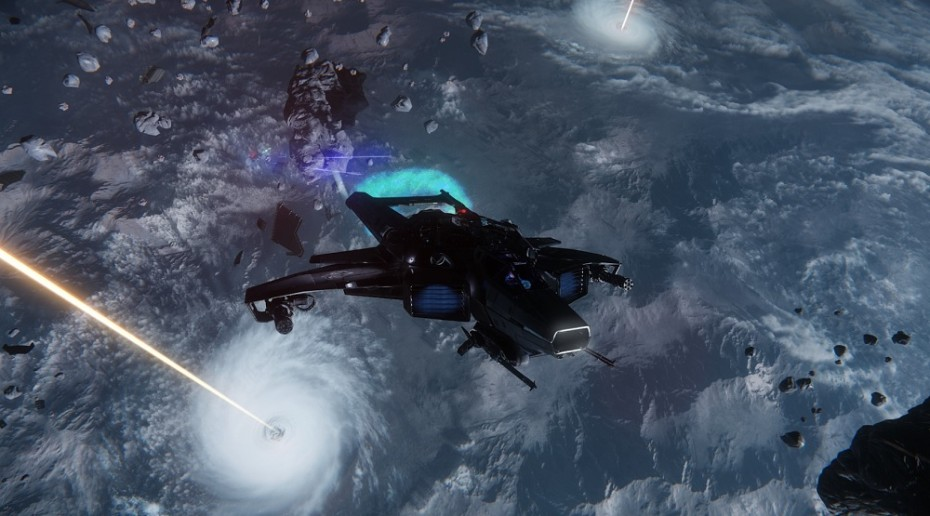 Amazon's Lumberyard Engine To Be Used for Star Citizen and