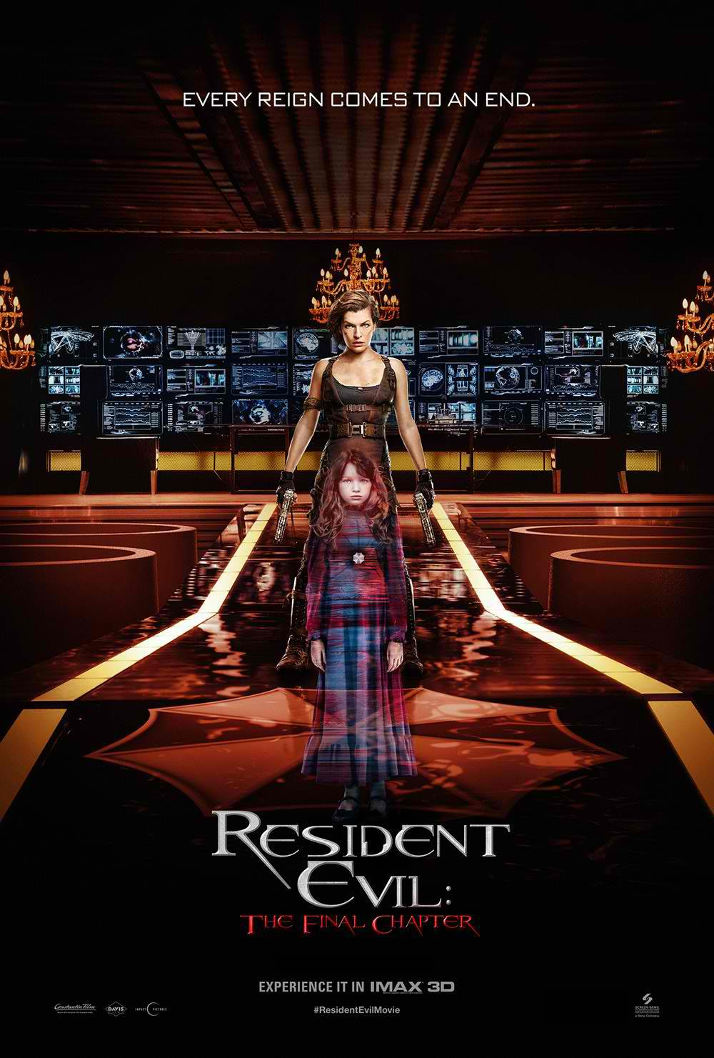 Resident Evil The Final Chapter Ends Explosive Saga In Imax Ph