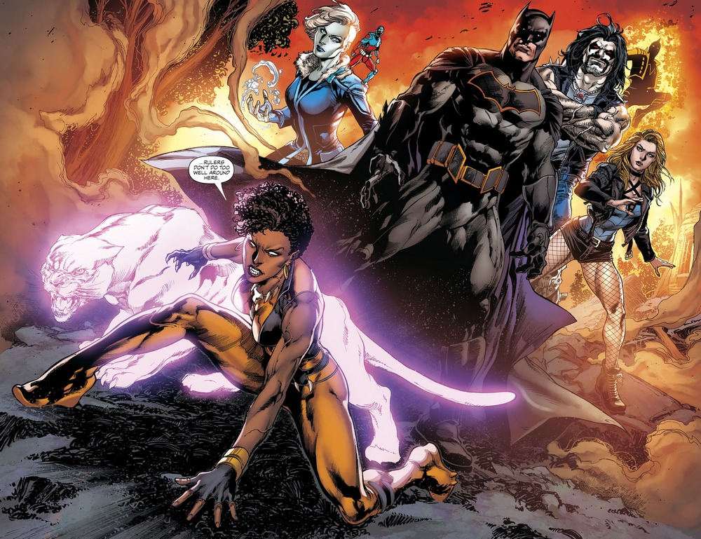 Batman and the Justice League of America (Justice League of America # 1)