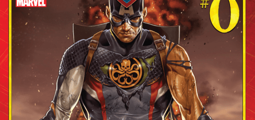 secret empire # 0 cover