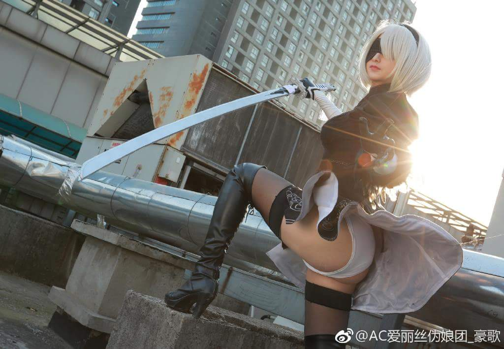 Best cosplay of 2b nier of history - 4 5