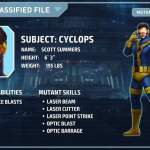Marvel Future Fight Teases 90s Cyclops and Storm