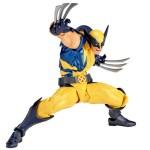 Revoltech Wolverine Official Photos