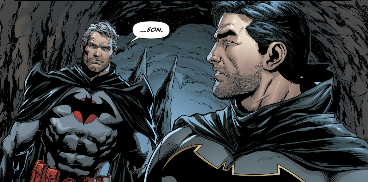 Thomas Wayne's Fatherly Advice to Batman