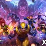 New Key Art for Marvel Future Fight X-Men Event Plus Wolverine, Jean Grey and Magneto