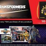 7-Eleven Giving Away Transformers Products, Nintendo Switch and a Trip to Universal Studios Singapore!