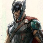 More Artwork for Thor: Ragnarok Featuring Odin, Hela, Loki and More