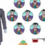 Batman The Animated Series Figures Tease New Joker, Harley Quinn and Jokermobile