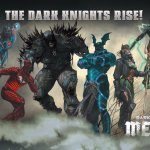 DC Comics and Warner to Release Dark Nights: Metal OST