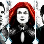 New Inhumans Posters for Black Bolt, Medusa and Maximus