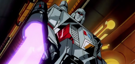 transformers the movie megatron scene