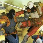 Batman # 28 Spoilers – Deadshot versus Deathstroke
