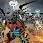 Dark Nights: Metal # 1 Spoilers – The Justice League Goes Power Rangers