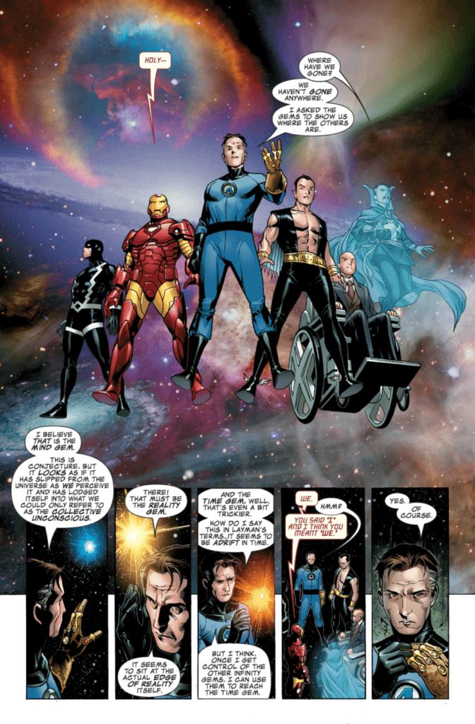 new avengers illuminati # 2