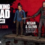 McFarlane Toys Set to Release The Walking Dead Negan and Glenn 2-Pack to Recreate THAT Scene