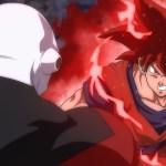 New Goku Transformation for Dragon Ball Super