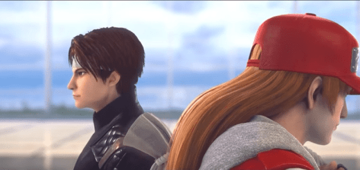king of fighters destiny