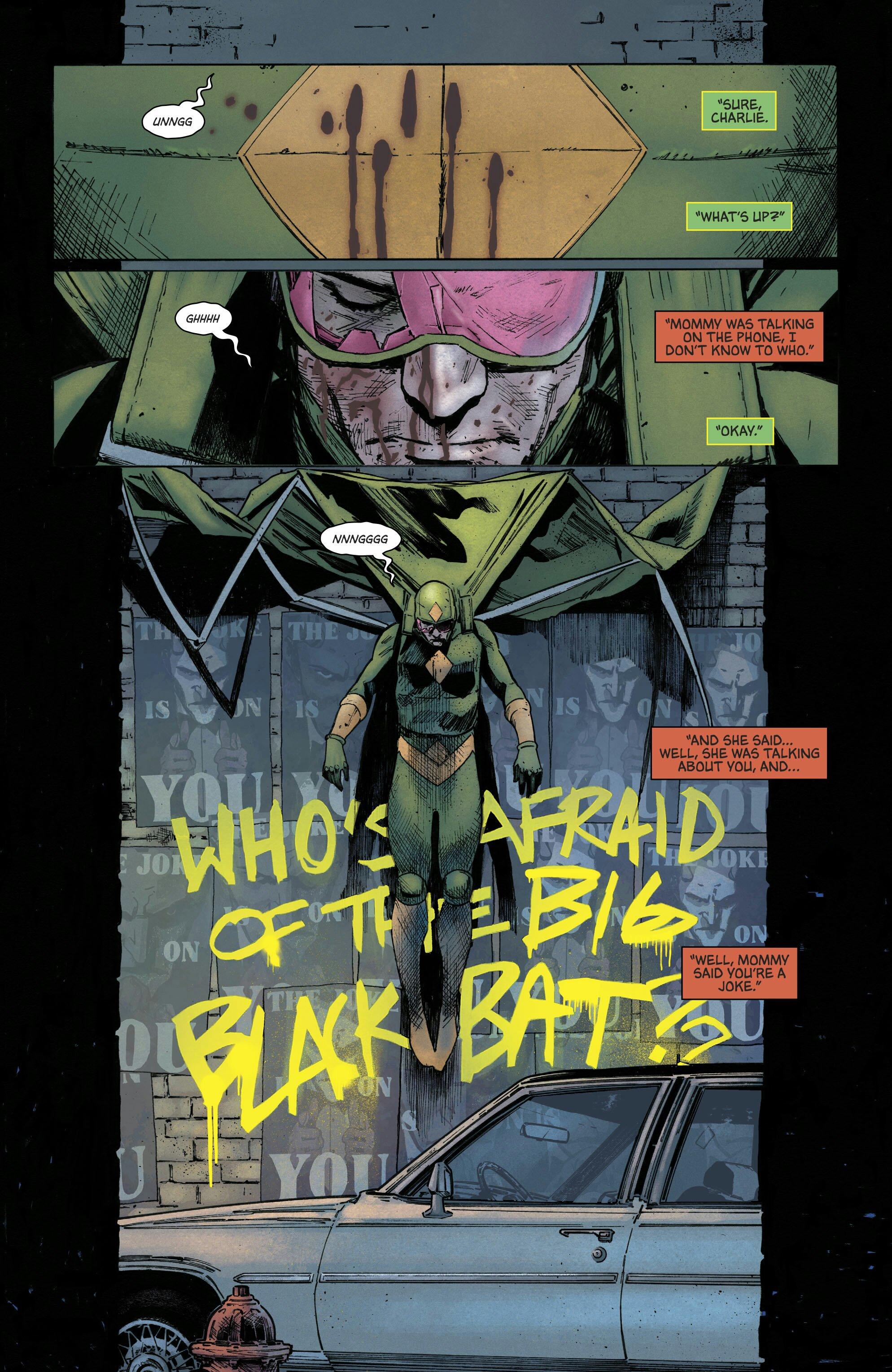 Kite Man in Batman # 30
