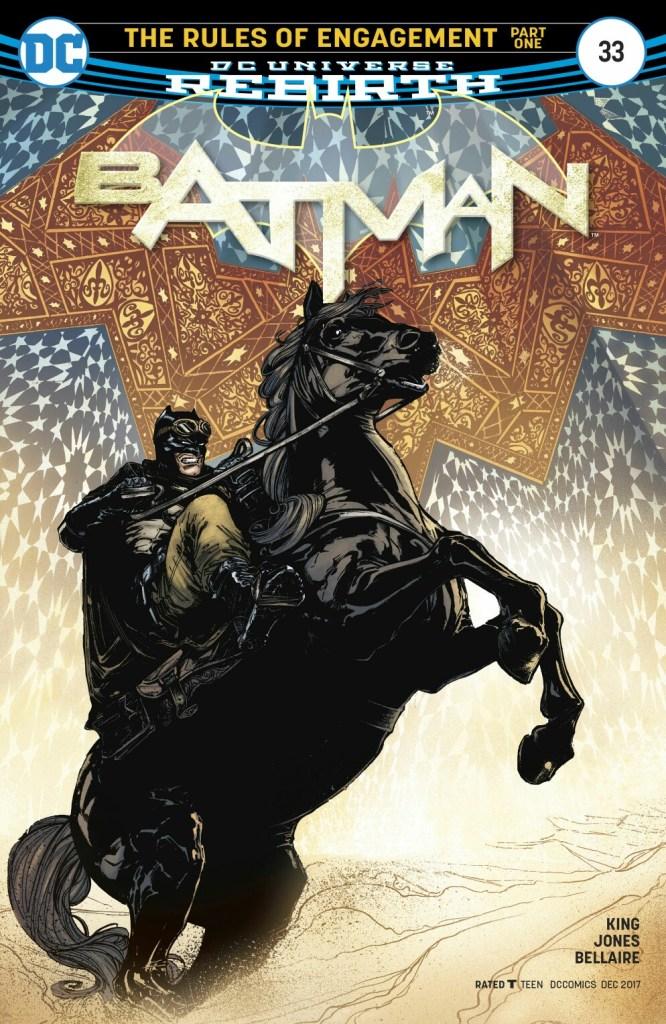 Batman # 33 spoilers