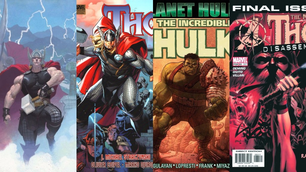 5 books to read before watching thor ragnarok