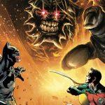 Red Robin and Future Batman vs Doomsday (Detective Comics # 966)
