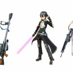 Sword Art Online: Fatal Bullet Original Costumes, Character Creation and More Revealed